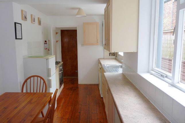 Thumbnail Terraced house to rent in Countess Road, Didsbury, Manchester