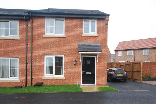 Thumbnail Terraced house to rent in 7 Damson Avenue, Malton