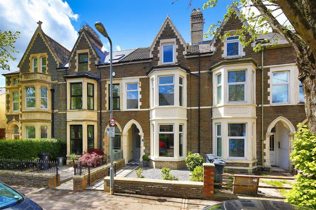 Thumbnail Terraced house for sale in Conway Road, Pontcanna, Cardiff