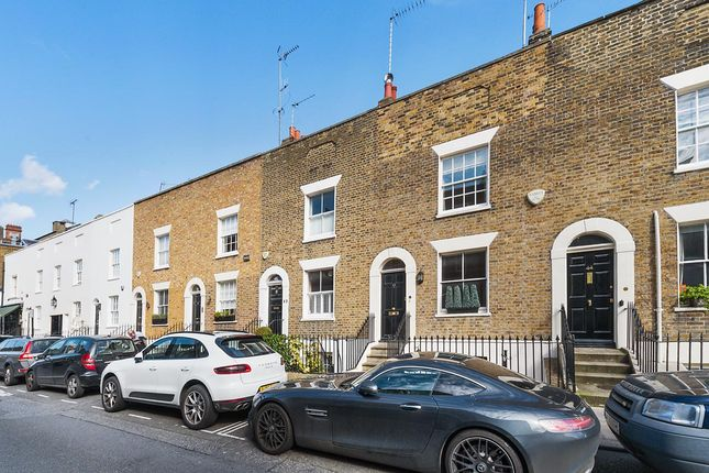 Thumbnail Cottage for sale in Bourne Street, Belgravia