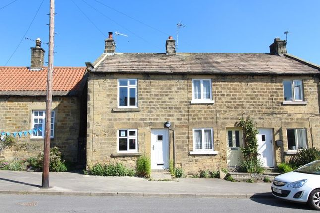 Thumbnail End terrace house for sale in Main Street, Kirkby Malzeard, North Yorkshire