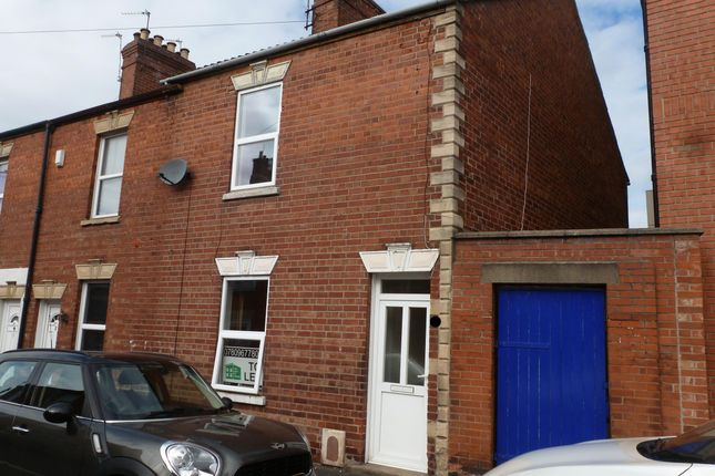 Thumbnail Terraced house to rent in Chambers Street, Grantham