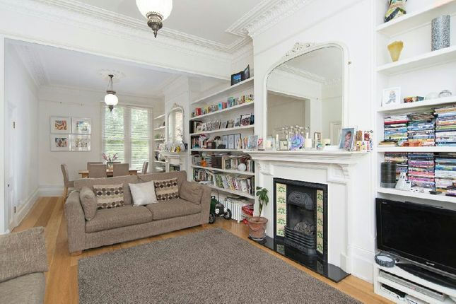 Thumbnail Terraced house for sale in Hillfield Road, West Hampstead