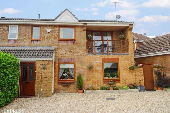 Thumbnail Semi-detached house for sale in Elm Close, Lyneham, Chippenham, Wiltshire