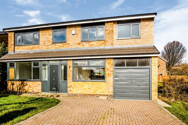 Thumbnail Detached house for sale in Bent Lea, Bradley, Huddersfield