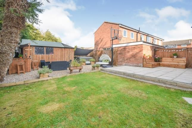 Garden of Gelert Avenue, Leicester, Leicestershire, East Midlands LE5