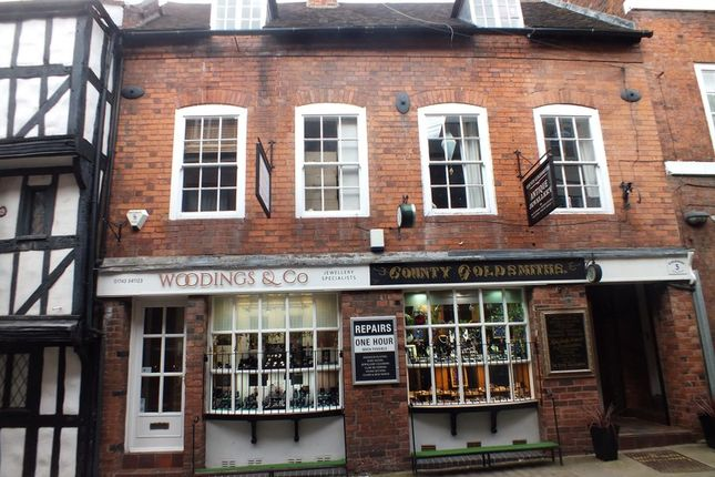 Thumbnail Retail premises to let in Butcher Row, Shrewsbury