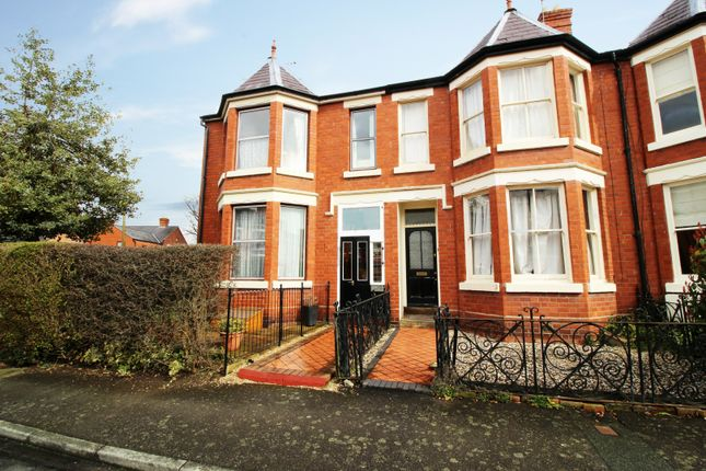 Thumbnail Terraced house for sale in Alfred Street, Shrewsbury, Shropshire