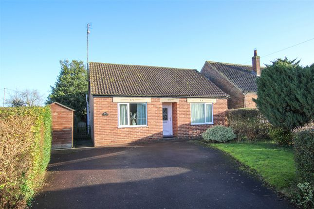 Thumbnail Bungalow for sale in Church Street, Middle Rasen, Lincolnshire
