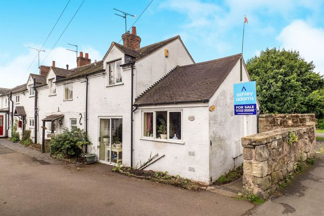 Thumbnail Cottage for sale in Weston Road, Aston-On-Trent, Derby