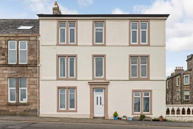 Thumbnail Flat for sale in Glasgow Street, Millport, Isle Of Cumbrae, North Ayrshire