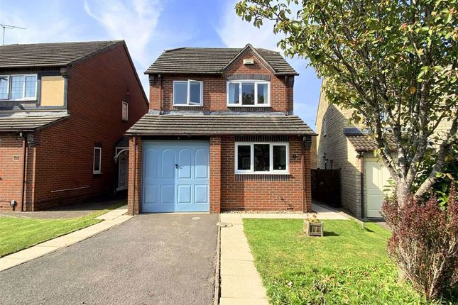 Thumbnail Detached house for sale in Dunlin Close, Quedgeley, Gloucester