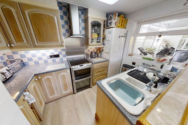 Kitchen of Totley Grange Road, Sheffield S17
