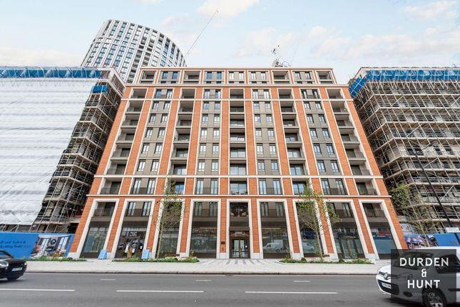 Thumbnail Flat to rent in Garret Mansions, Edgware Road, London