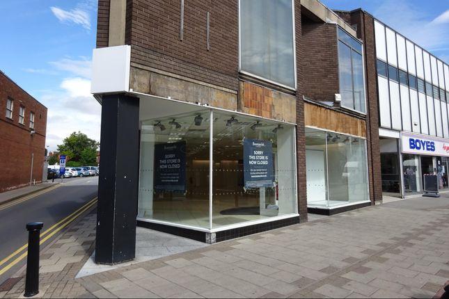 Thumbnail Retail premises to let in Bridge Place, Worksop