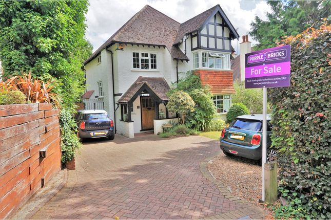 Thumbnail Detached house for sale in Burcott Road, Purley