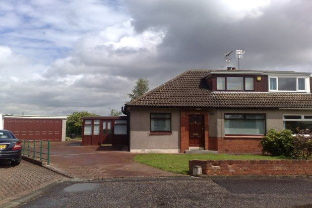 Semi-detached house to rent in Saltcoats Drive, Grangemouth