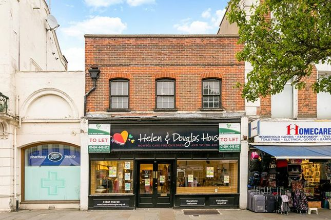 Thumbnail Retail premises to let in 5-6, High Street, High Wycombe, Bucks