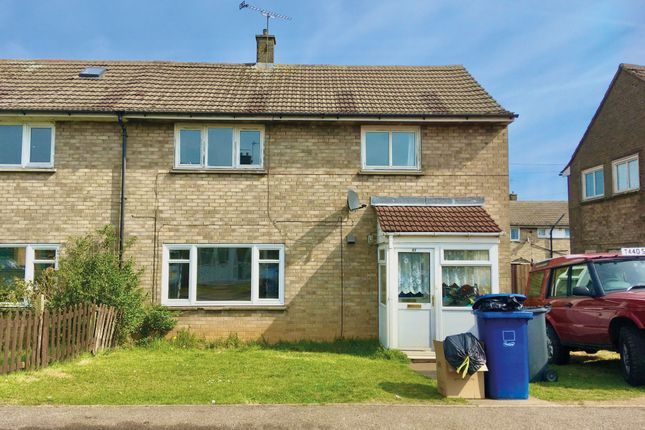 4 bed semi-detached house for sale in Buchanan Road, Hemswell Cliff, Gainsborough DN21