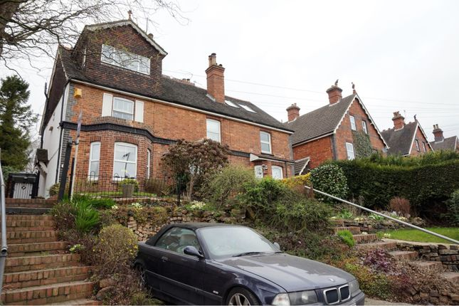Thumbnail Semi-detached house for sale in North Farm Road, Tunbridge Wells
