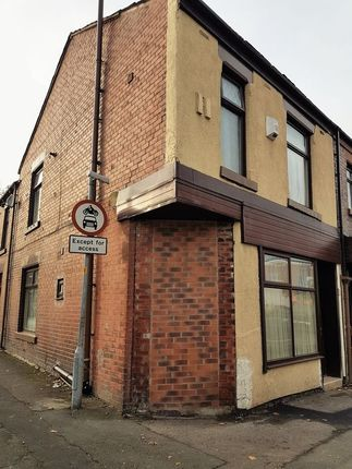 Thumbnail Terraced house to rent in Manchester Road, Farnworth, Bolton