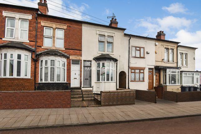 Thumbnail Terraced house for sale in Cobham Road, Birmingham