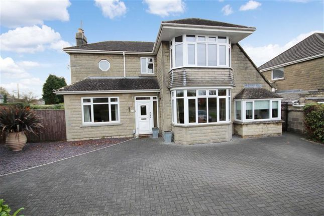Thumbnail Detached house for sale in Greywethers Avenue, Lakeside, Swindon