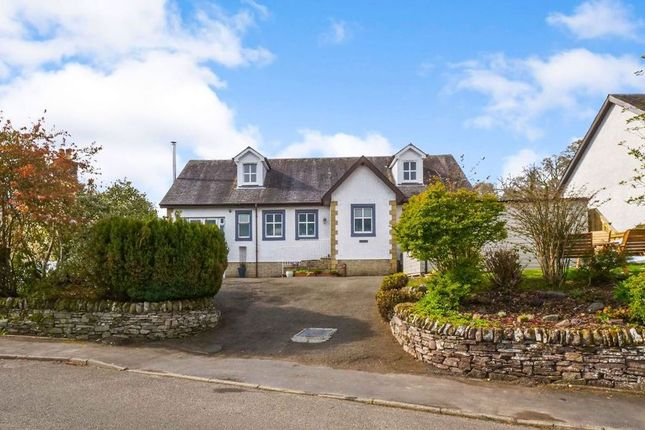 Thumbnail Detached house for sale in Queensferry Road, Muthill