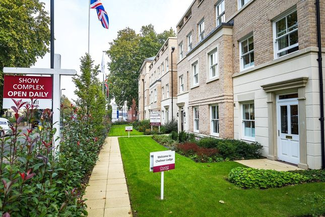 Thumbnail Flat for sale in Chelmer Lodge, New London Road, City Centre, Chelmsford