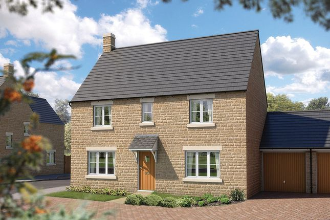 """Thumbnail Detached house for sale in """"The Ansell"""" at Manning Close, Bloxham, Banbury"""