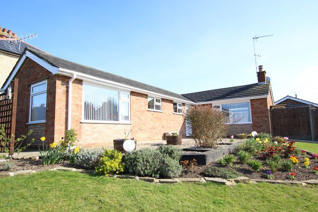 Thumbnail Bungalow for sale in Ballater Close, Ipswich, Suffolk