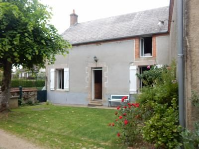 Thumbnail Property for sale in St-Priest-La-Marche, Cher, France