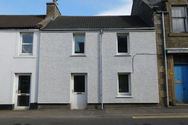 Thumbnail Terraced house for sale in Viewfirth, Main Street, Castletown, Thurso, Caithness