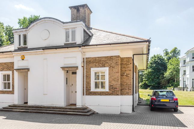 Front of Kingston Hill Place, Kingston Upon Thames KT2
