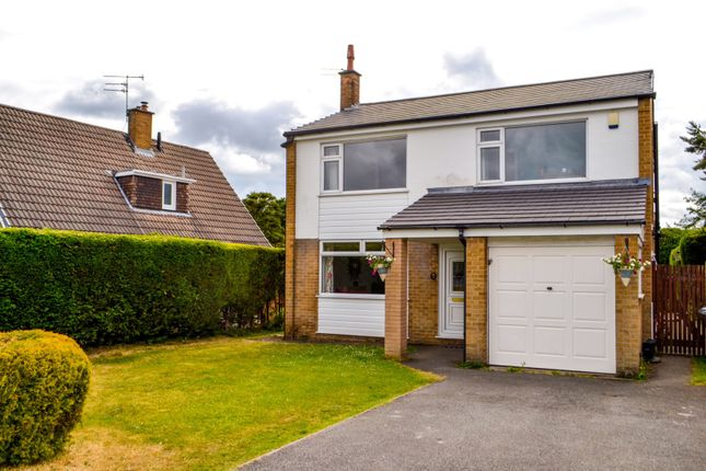Thumbnail Detached house for sale in Southlands Road, Goostrey