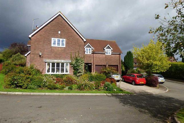 Thumbnail Detached house for sale in Grange Park, St Arvans, Chepstow