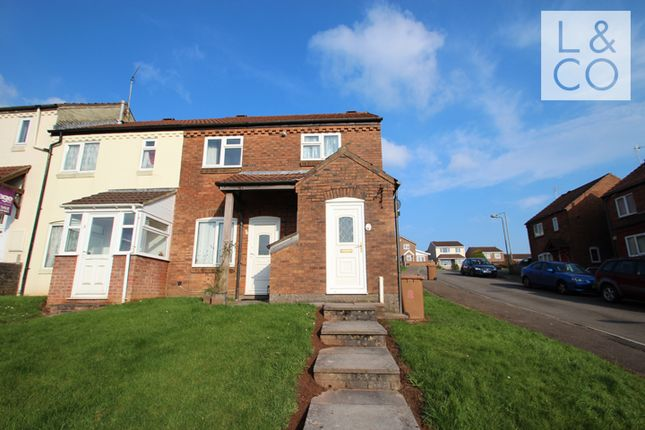 Thumbnail Flat to rent in Twmbarlwm Close, Risca