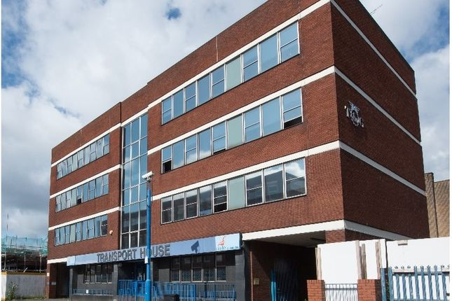 Thumbnail Office for sale in Victoria Street, West Bromwich