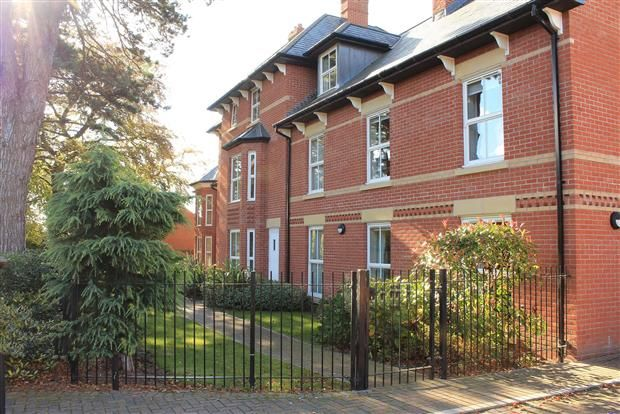 Thumbnail Flat for sale in Wilton Court, Southbank Road, Kenilworth