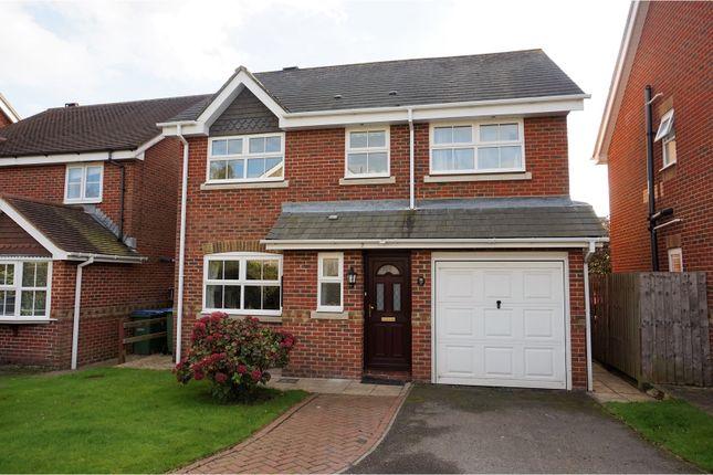 Thumbnail Detached house for sale in Partridge Close, Fareham