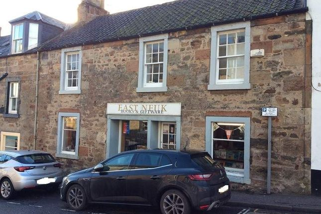 Thumbnail Retail premises for sale in 5/7 Rodger Street, Anstruther