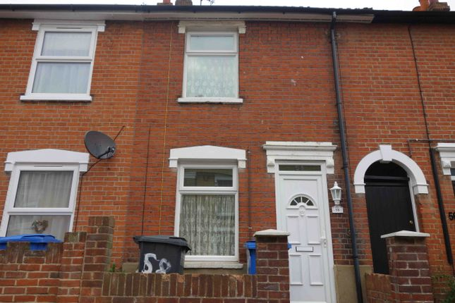 Thumbnail Terraced house to rent in Ann Street, Ipswich, Suffolk