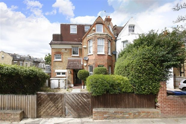 Thumbnail Flat for sale in Therapia Road, London