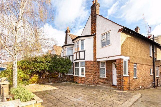 Thumbnail Semi-detached house to rent in Glendun Road, London