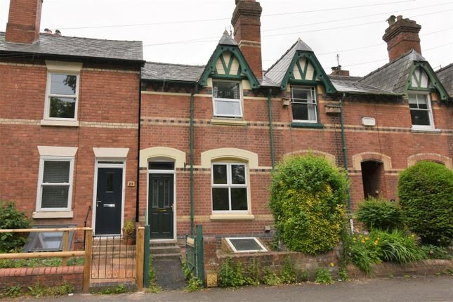 2 bed terraced house to rent in Mill Street, Hereford HR1