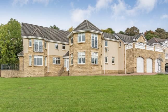 Thumbnail Detached house for sale in Lawrie Place, Motherwell, North Lanarkshire
