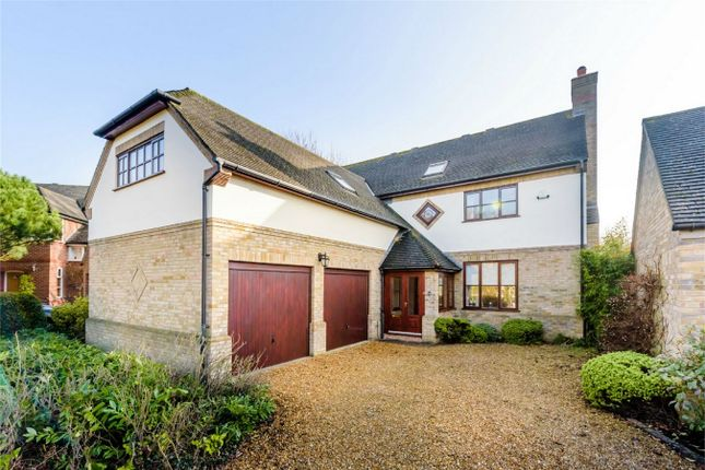 Thumbnail Detached house for sale in Manor View, Hartford, Huntingdon