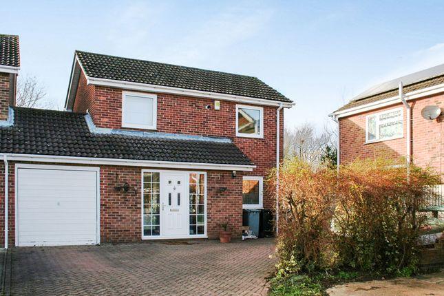 Thumbnail Detached house for sale in Ash Place, Stamford
