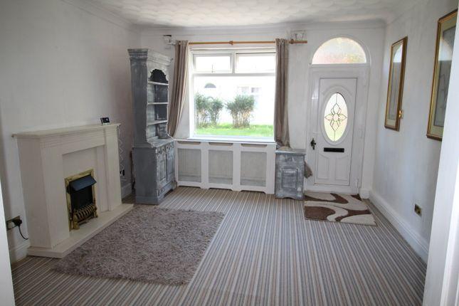 Lounge of Field Street, Skelmersdale, Lancashire WN8