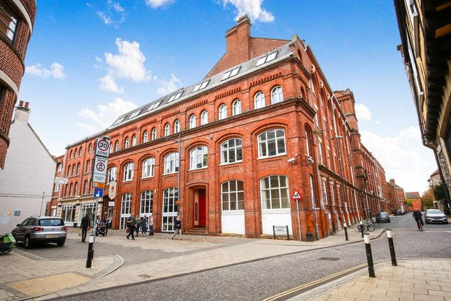 Thumbnail Flat for sale in St. Georges Street, Norwich